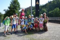 2019-06-12 Výlet Na Klucaninu, Tišnov