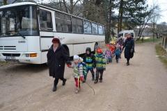 2019-12-02 Výlet do Orlických hor - zámek Potštejn, Vánoční příběh, Divoká Orlice